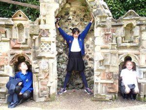 School visit Plantation Garden Norwich